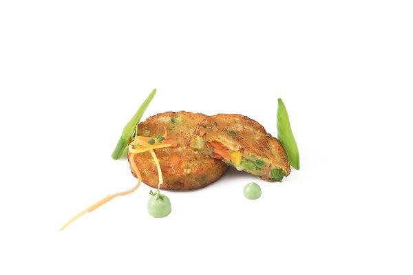 Gemüse Tätschli tiefgekühlt von Caterline