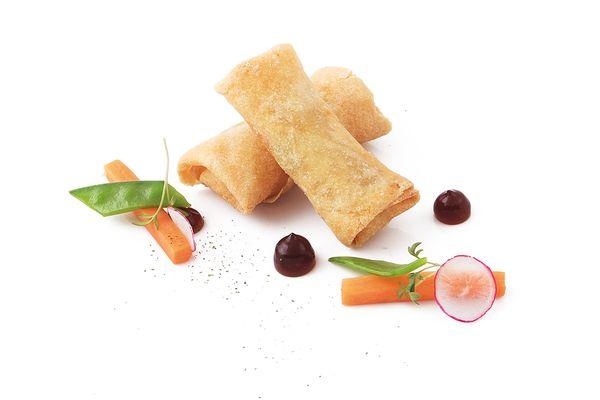 Gemüse Minifrühlingsrollen tiefgekühlt von Caterline