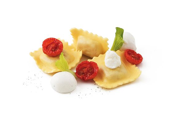 Ravioli Pomodoro Mozzarella tiefgekühlt von Caterline