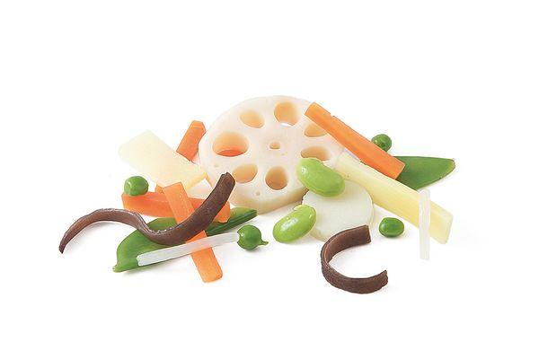 Asia Gemüse tiefgekühlt von Caterline